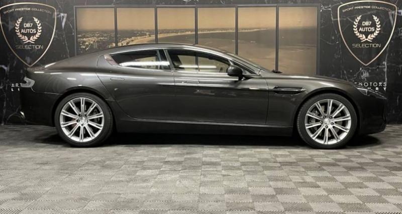 Aston martin Rapide V12 6.0 477 ch Gris occasion à GUERANDE - photo n°2