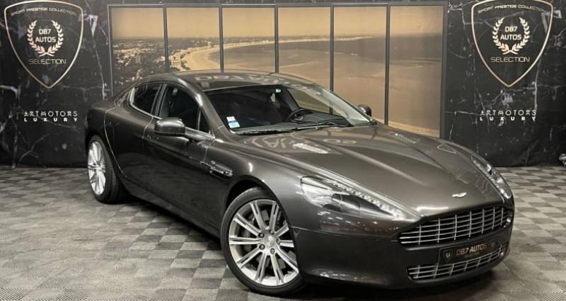 Aston martin Rapide V12 6.0 477 ch Gris occasion à GUERANDE