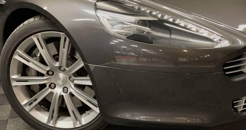 Aston martin Rapide V12 6.0 477 ch Gris occasion à GUERANDE - photo n°4