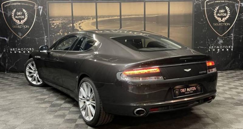 Aston martin Rapide V12 6.0 477 ch Gris occasion à GUERANDE - photo n°3