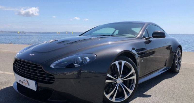 Aston martin V12 Vantage 5.9 Gris occasion à REZE