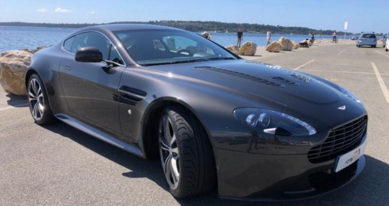 Aston martin V12 Vantage 5.9 Gris occasion à REZE - photo n°7