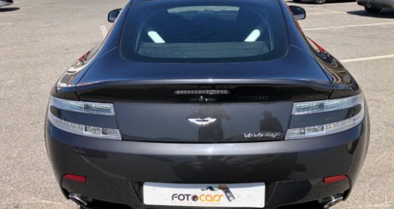 Aston martin V12 Vantage 5.9 Gris occasion à REZE - photo n°4