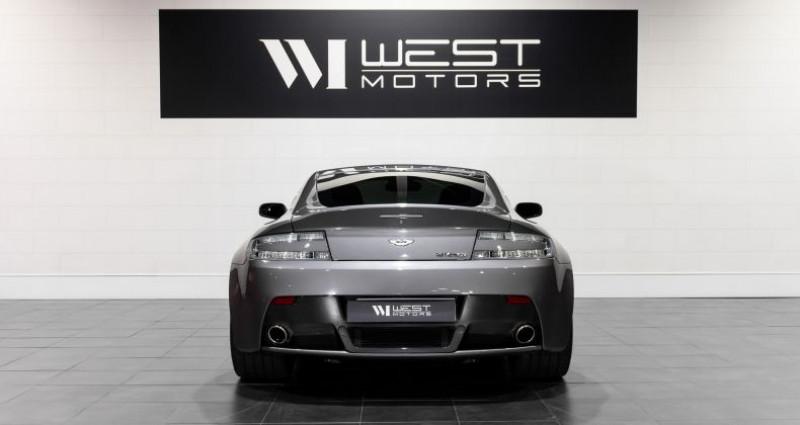 Aston martin V12 Vantage 6.0 517 Ch Argent occasion à DARDILLY - photo n°5