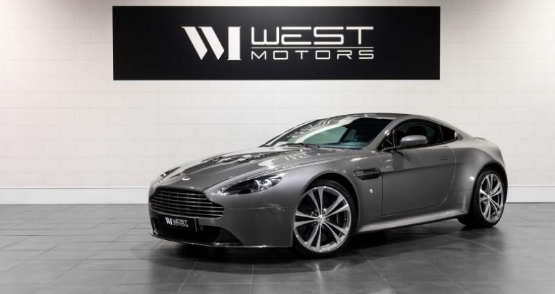 Aston martin V12 Vantage 6.0 517 Ch Argent occasion à DARDILLY
