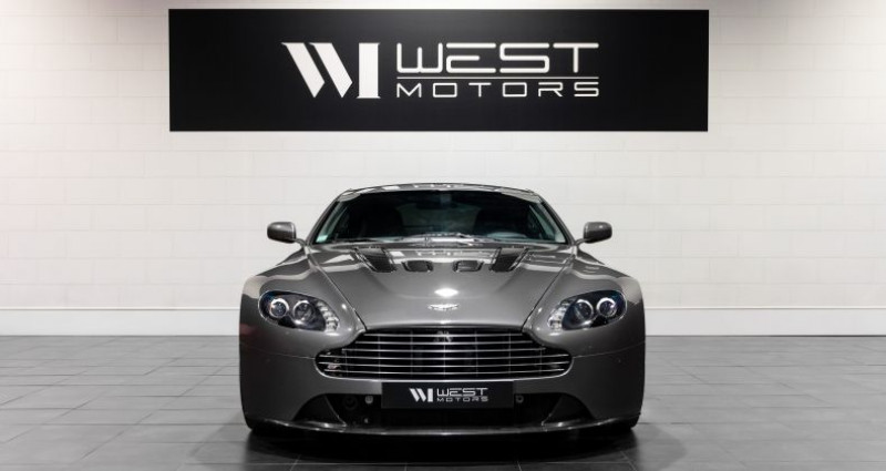 Aston martin V12 Vantage 6.0 517 Ch Argent occasion à DARDILLY - photo n°2