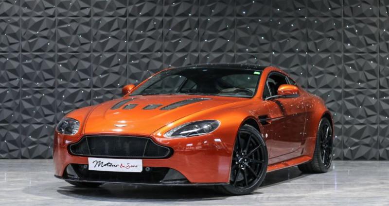Aston martin V12 Vantage S 573CH SPORTSHIFT III Orange occasion à CHAVILLE