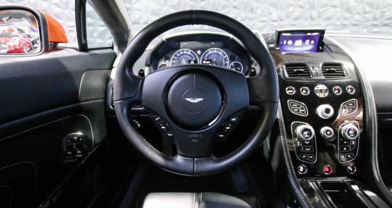 Aston martin V12 Vantage S 573CH SPORTSHIFT III Orange occasion à CHAVILLE - photo n°2
