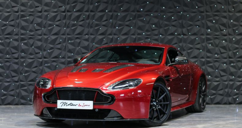 Aston martin V12 Vantage S 573CH SPORTSHIFT III  occasion à CHAVILLE