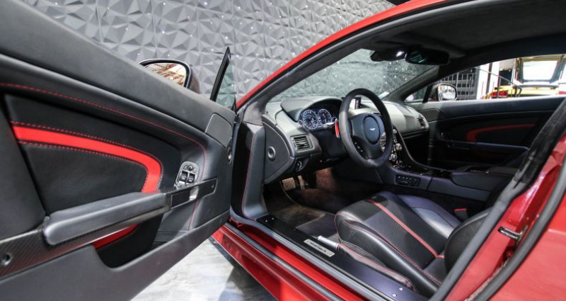 Aston martin V12 Vantage S 573CH SPORTSHIFT III  occasion à CHAVILLE - photo n°7