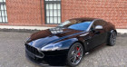 Aston martin V8 Vantage # N430 # Noir à Mudaison 34