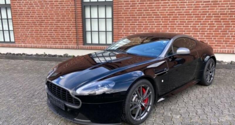Aston martin V8 Vantage # N430 # Noir occasion à Mudaison