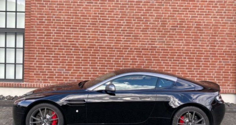 Aston martin V8 Vantage # N430 # Noir occasion à Mudaison - photo n°6