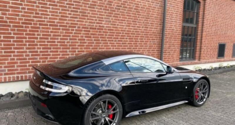 Aston martin V8 Vantage # N430 # Noir occasion à Mudaison - photo n°7