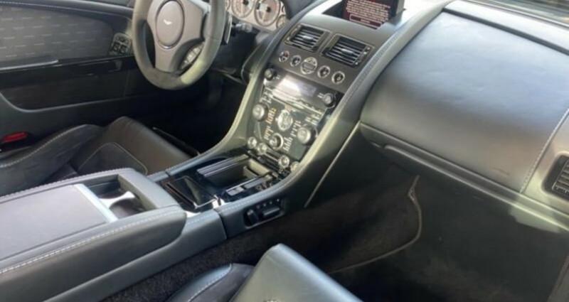 Aston martin V8 Vantage # N430 # Noir occasion à Mudaison - photo n°4