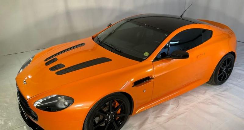 Aston martin V8 Vantage 384chx canique iii Gris occasion à Neuilly Sur Seine
