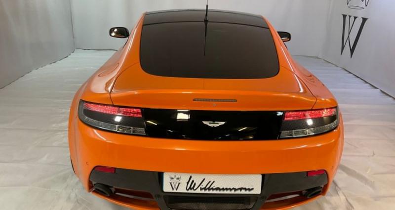 Aston martin V8 Vantage 384chx canique iii Gris occasion à Neuilly Sur Seine - photo n°4