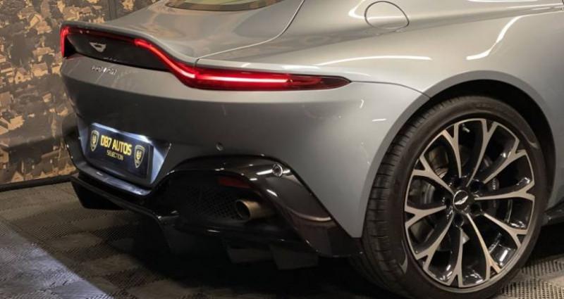 Aston martin V8 Vantage 4.0 Biturbo 510 ch 4.0 Biturbo 510 ch Gris occasion à GUERANDE - photo n°7