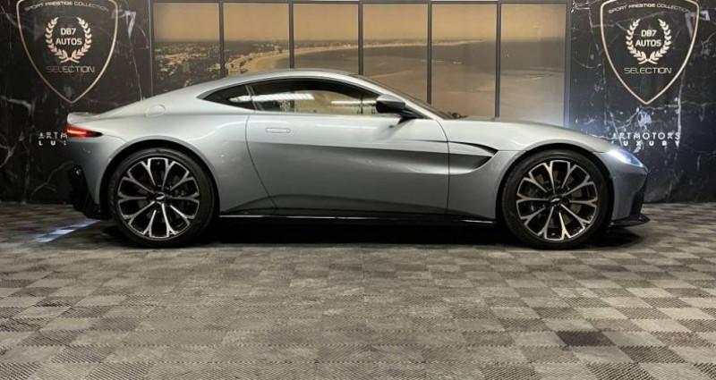 Aston martin V8 Vantage 4.0 Biturbo 510 ch 4.0 Biturbo 510 ch Gris occasion à GUERANDE - photo n°2