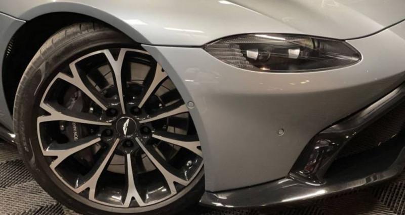 Aston martin V8 Vantage 4.0 Biturbo 510 ch 4.0 Biturbo 510 ch Gris occasion à GUERANDE - photo n°4