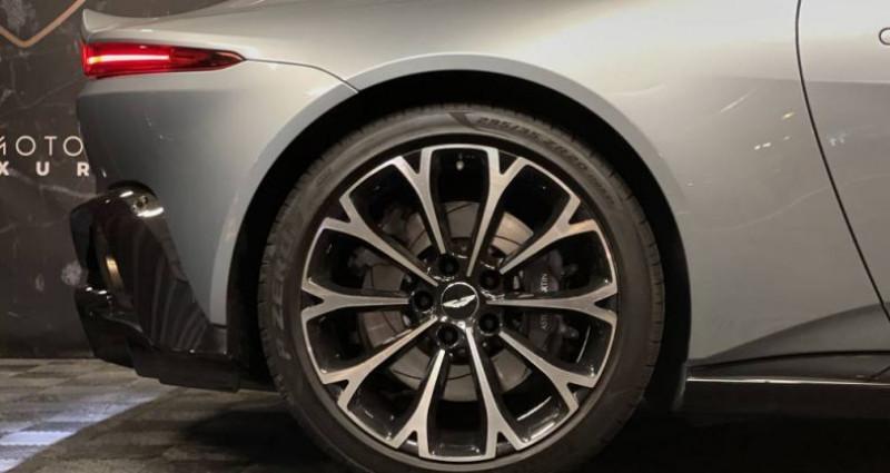 Aston martin V8 Vantage 4.0 Biturbo 510 ch 4.0 Biturbo 510 ch Gris occasion à GUERANDE - photo n°5