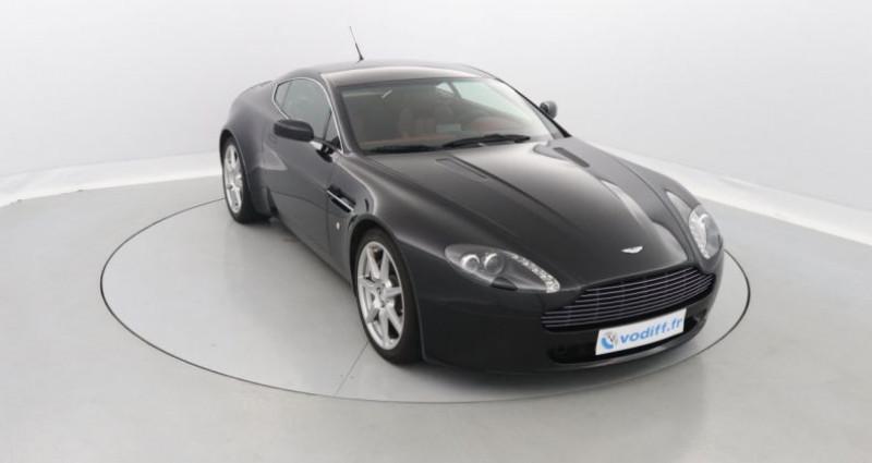 Aston martin V8 Vantage 4.3 385 CV Noir occasion à Entzheim - photo n°5