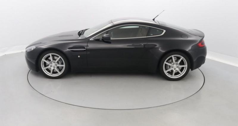 Aston martin V8 Vantage 4.3 385 CV Noir occasion à Entzheim - photo n°3