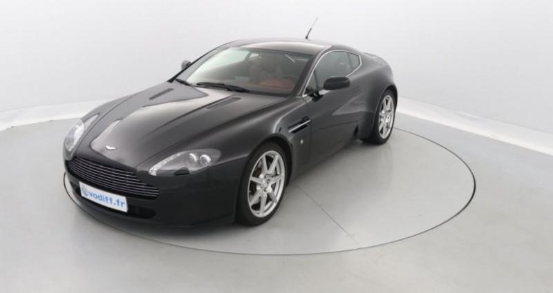 Aston martin V8 Vantage 4.3 385 CV Noir occasion à Entzheim