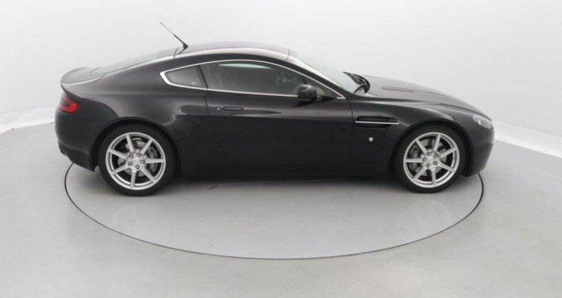 Aston martin V8 Vantage 4.3 385 CV Noir occasion à Entzheim - photo n°6