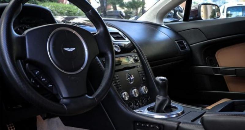 Aston martin V8 Vantage 4.3 Boite Mécanique Bordeaux occasion à MONACO - photo n°4