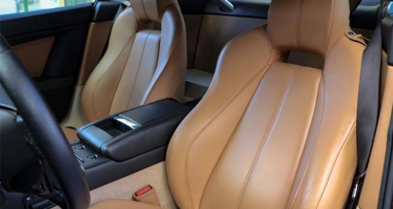 Aston martin V8 Vantage 4.3 Boite Mécanique Bordeaux occasion à MONACO - photo n°5
