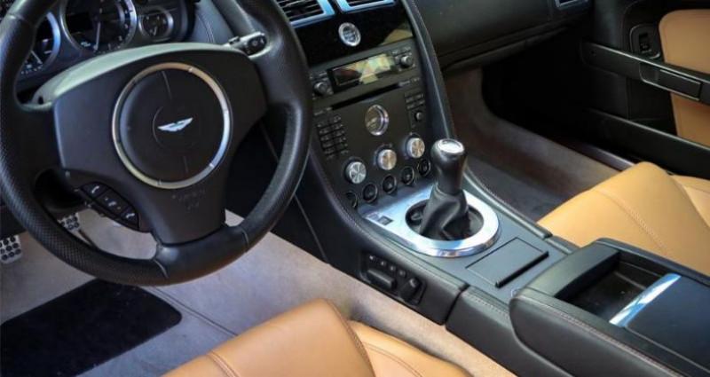 Aston martin V8 Vantage 4.3 Boite Mécanique Bordeaux occasion à MONACO - photo n°6