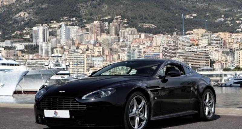 Aston martin V8 Vantage 4.7 430ch S Sportshift II Noir occasion à MONACO