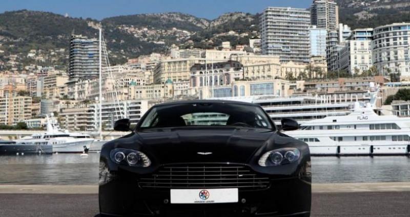 Aston martin V8 Vantage 4.7 430ch S Sportshift II Noir occasion à MONACO - photo n°2