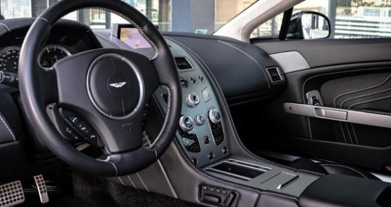 Aston martin V8 Vantage 4.7 430ch S Sportshift II Noir occasion à MONACO - photo n°4