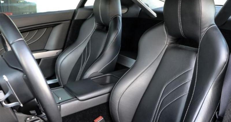 Aston martin V8 Vantage 4.7 430ch S Sportshift II Noir occasion à MONACO - photo n°5