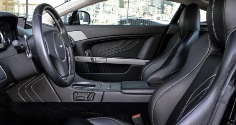 Aston martin V8 Vantage 4.7 430ch S Sportshift II Noir occasion à MONACO - photo n°6