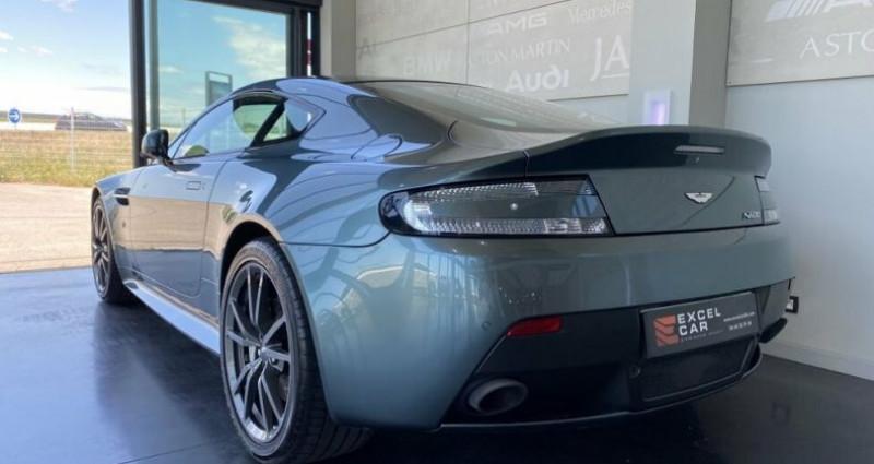 Aston martin V8 Vantage 4.7 S N430 SPORTSHIFT  occasion à RIVESALTES - photo n°5