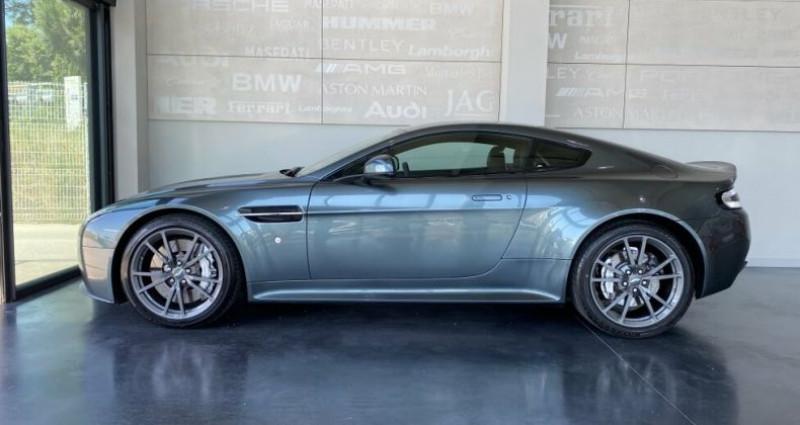 Aston martin V8 Vantage 4.7 S N430 SPORTSHIFT  occasion à RIVESALTES - photo n°4