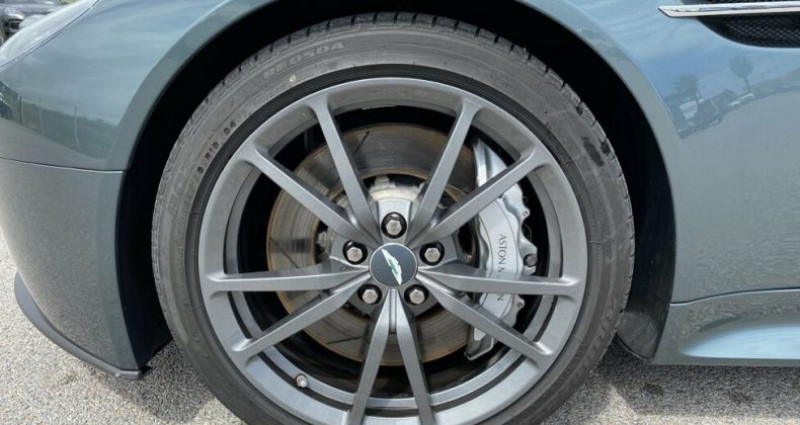 Aston martin V8 Vantage 4.7 S N430 SPORTSHIFT  occasion à RIVESALTES - photo n°7
