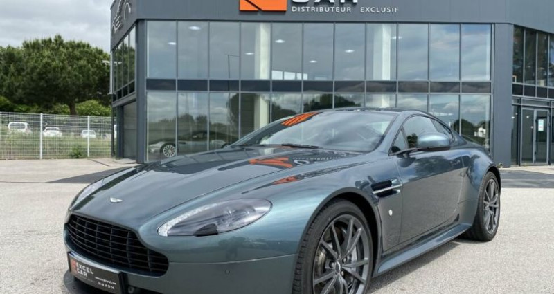 Aston martin V8 Vantage 4.7 S N430 SPORTSHIFT  occasion à RIVESALTES