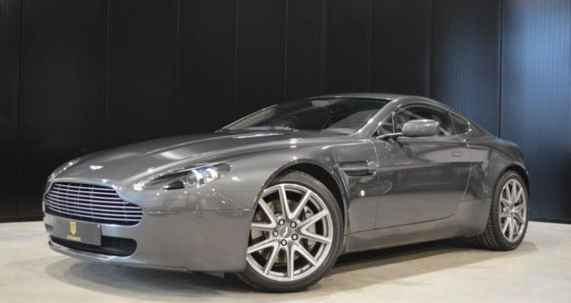 Aston martin V8 Vantage 4.7i 426 ch 40.000 km !! Superbe état ! Gris occasion à Lille
