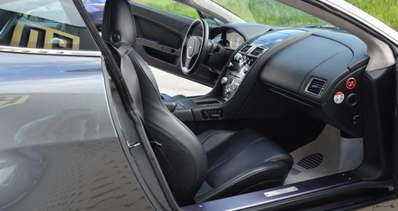 Aston martin V8 Vantage 4.7i 426 ch 40.000 km !! Superbe état ! Gris occasion à Lille - photo n°6