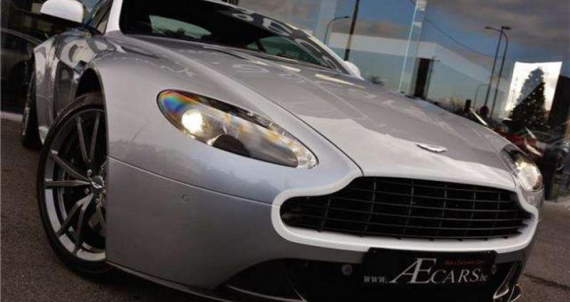 Aston martin V8 Vantage N430 - - 1 OWNER - BELGIAN CAR Gris occasion à IZEGEM - photo n°2