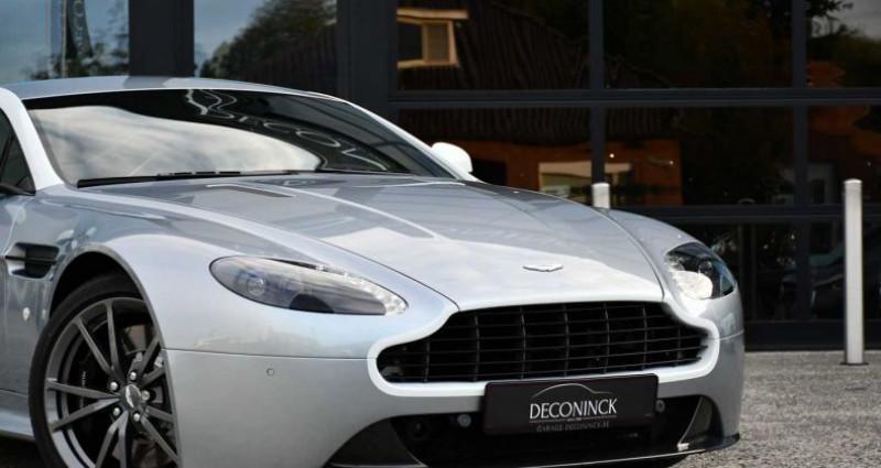 Aston martin V8 Vantage N430 - NAVI - BLUETOOTH - 3.600 KM Gris occasion à Zwevegem - photo n°5