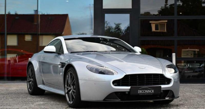 Aston martin V8 Vantage N430 - NAVI - BLUETOOTH - 3.600 KM Gris occasion à Zwevegem - photo n°4