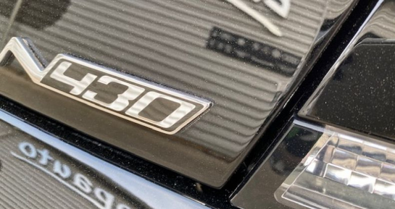 Aston martin V8 Vantage N430 roadster Noir occasion à DIJON - photo n°3