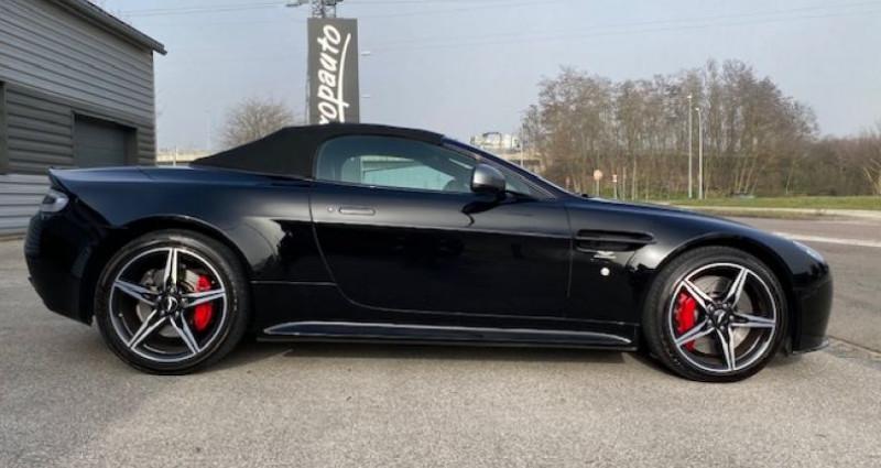 Aston martin V8 Vantage N430 roadster Noir occasion à DIJON - photo n°2