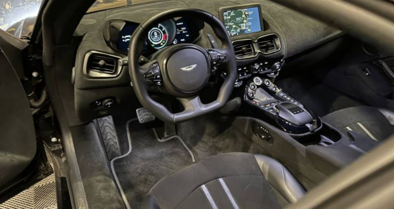 Aston martin V8 Vantage New 4.0 Biturbo 510 ch Full Black Noir occasion à GUERANDE - photo n°7