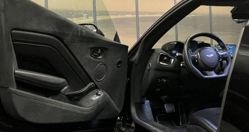 Aston martin V8 Vantage New 4.0 Biturbo 510 ch Full Black Noir occasion à GUERANDE - photo n°6